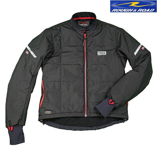 ROUGH&ROAD 〔WEB価格〕RR7978 ゴアウインドストッパーウォームインナージャケット 防寒 防風