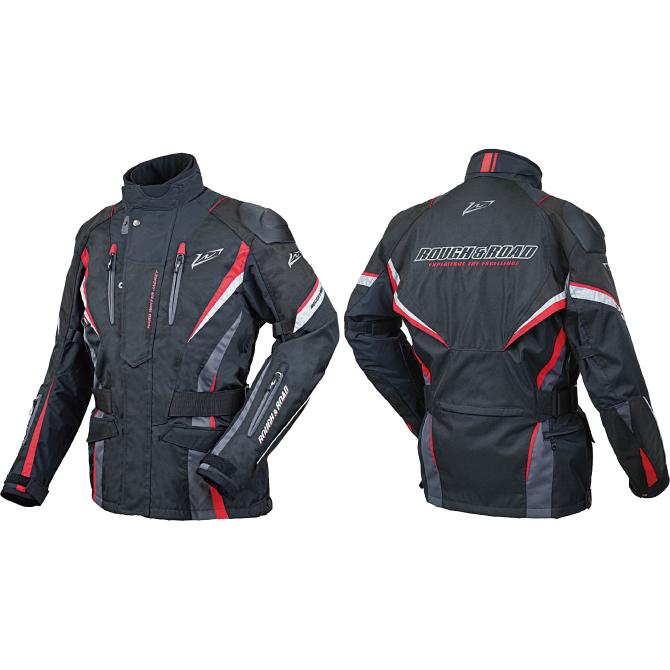 〔WEB価格〕RR7656 ウォーターシールドハードウインタージャケットFP 防寒 防風 レッド ◆全2色◆