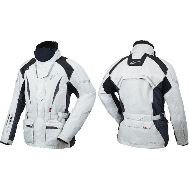 〔WEB価格〕RR7657 ウォーターシールドクルージングチタンジャケット 防寒 防風 プラチナシルバー ◆全2色◆