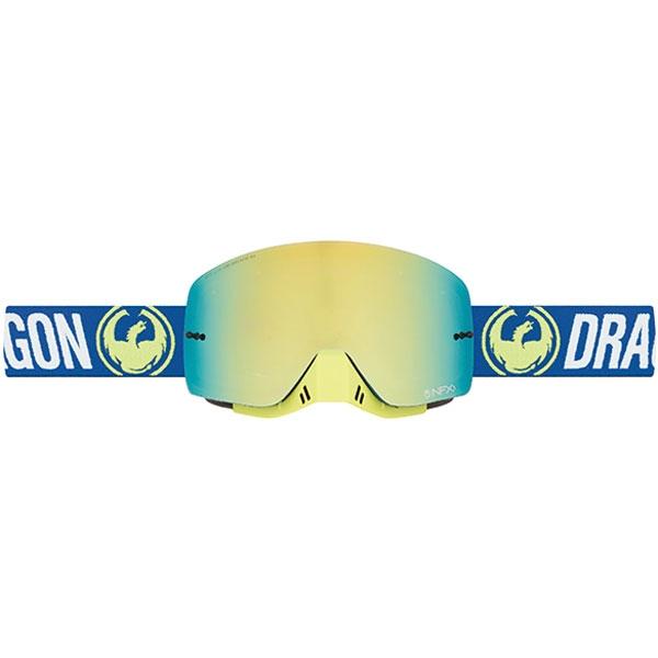 DRAGON 〔WEB価格〕NFXS ゴーグル FLASH BLUE(フラッシュブルー)