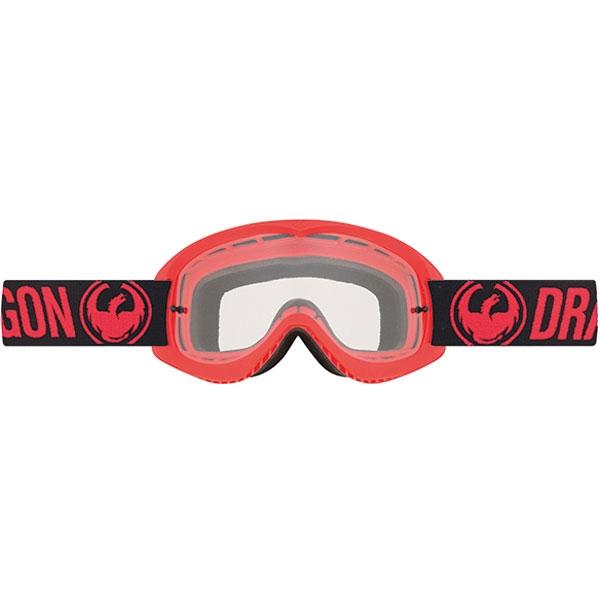 DRAGON MDX ゴーグル RED