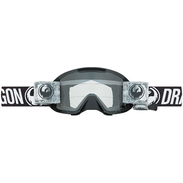 DRAGON MDX2 ゴーグル COAL RRS(コールロールオフセット)