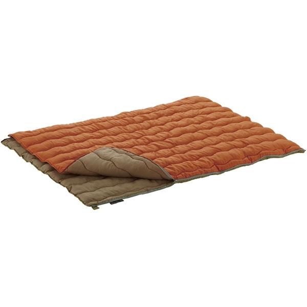 LOGOS 封筒型シュラフ - 2in1 Wサイズ丸洗い寝袋 2
