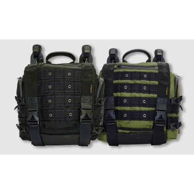 RoughTail leather works MAD ASSAULT BAG-17