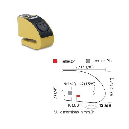 XENA XZZ6L BLE ゼナディスクロックアラーム スマホ対応版