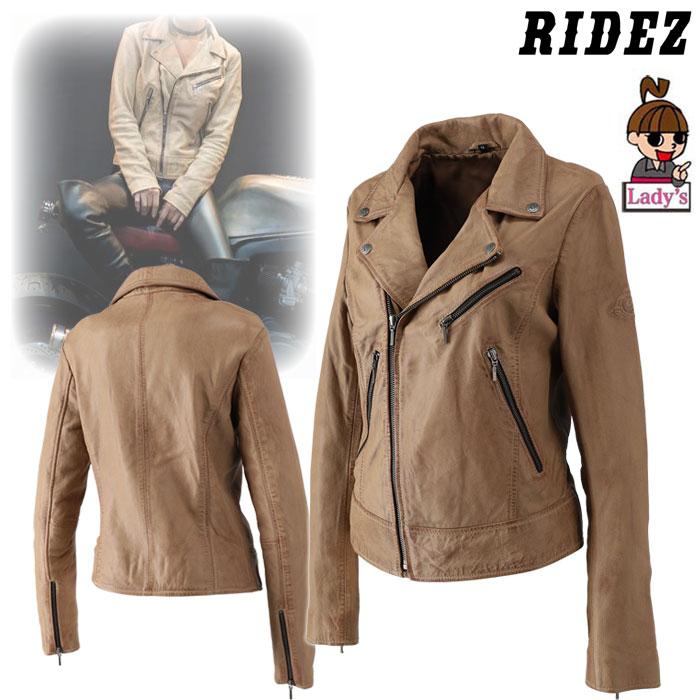 RIDEZ 【WEB価格】SLJ101 Queen JACKET Blond