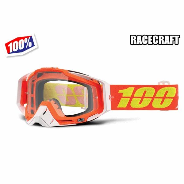 100% 16FA RACECRAFT ゴーグル RAZMATAZ
