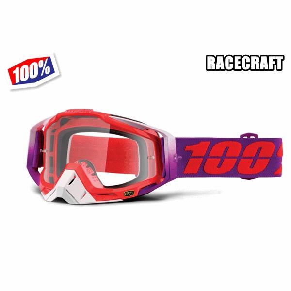 100% 17-18モデル ゴーグル RACECRAFT 【レースクラフト】 WATERMELON