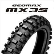 DUNLOP GEOMAX MX3S F 70/100-17 40M WT