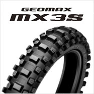 DUNLOP GEOMAX MX3S R 100/100-18 59M WT