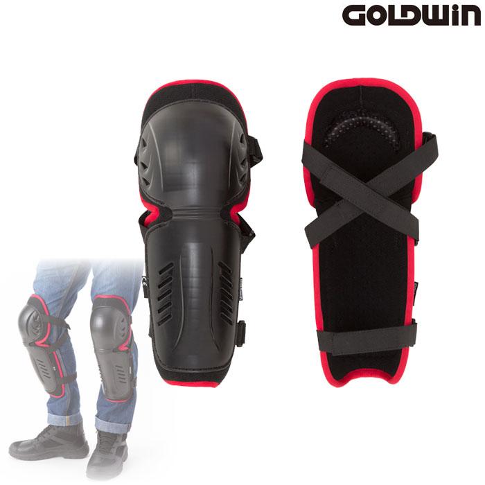 GOLDWIN GSM28705 ニーシンプロテクター(膝・すね用2個セット)