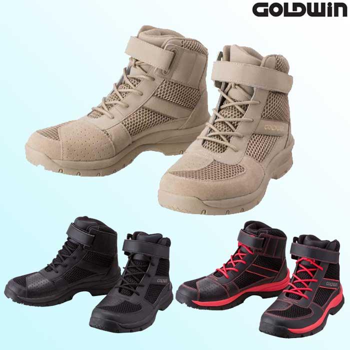 GOLDWIN GSM1053 メッシュライディングシューズ