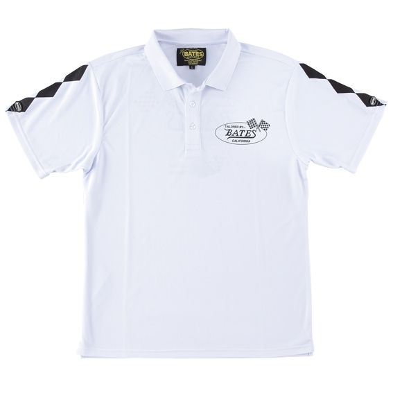 BATES クールテックスポロシャツ