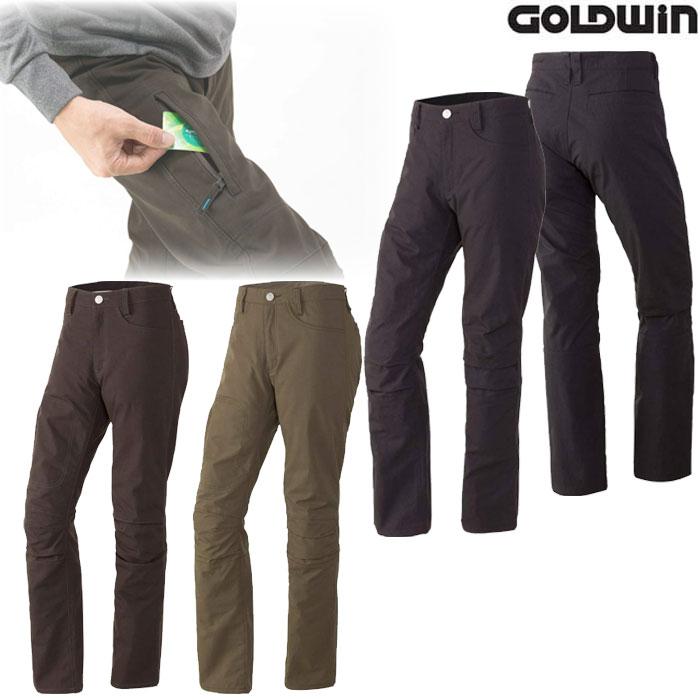 GOLDWIN 【WEB限定】セボナーライドパンツ GSM23702 秋冬 暖か