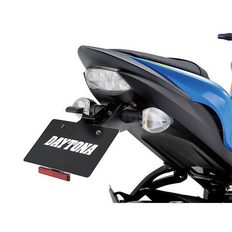 DAYTONA フェンダーレスキット(車体対応LEDライセンスランプ付き)
