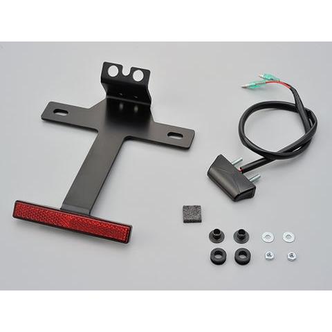 DAYTONA LEDライセンスランプSC&スリムリフレクターキット45