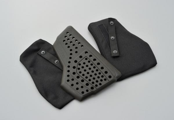 DAYTONA SAS-TEC 胸部プロテクター CP-2 (セパレートタイプ)