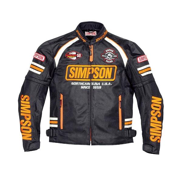 SIMPSON メッシュジャケット
