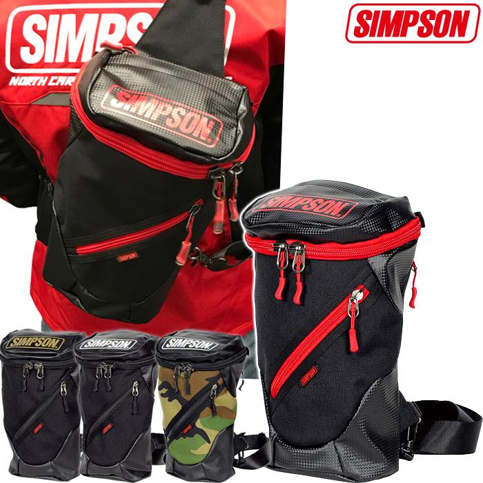 SIMPSON 【WEB限定】SB-316 ワンショルダーバッグ カモフラージュ
