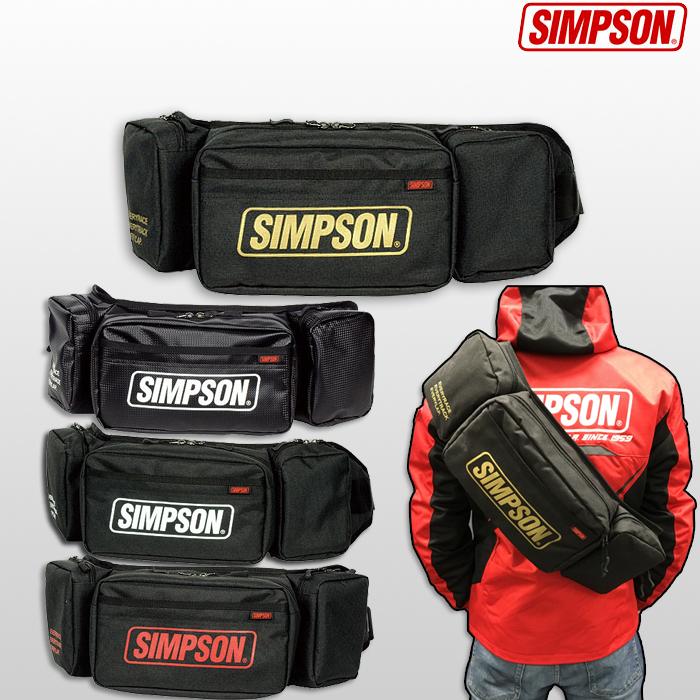 SIMPSON 【WEB限定】SB-315 ワンショルダーバッグ