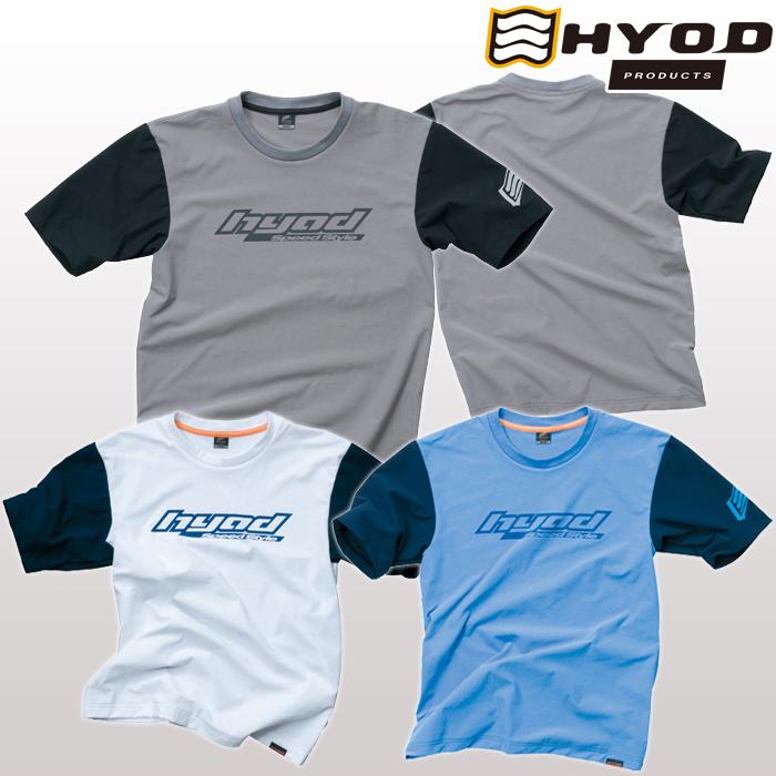 HYOD PRODUCTS 〔WEB価格〕【在庫限り】STU013 COMFORT SMOOTH T-SHIRTS シャツ 春夏用