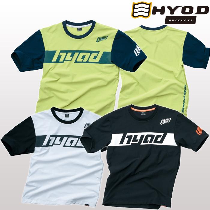 HYOD PRODUCTS 【4月中旬~下旬仕上がり予定】STU017  HYOD COMFORT SMOOTH T-SHIRTS シャツ 春夏用