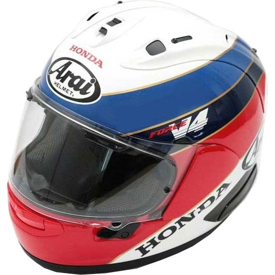 Arai HONDA RX-7X RC30 ヘルメット