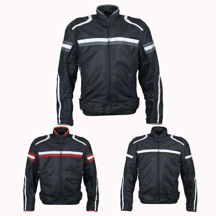 FreeBee 【WEB限定】FBJ-1701 Sporty protection Mesh Jacket 【スポーティー プロテクション メッシュ ジャケット】