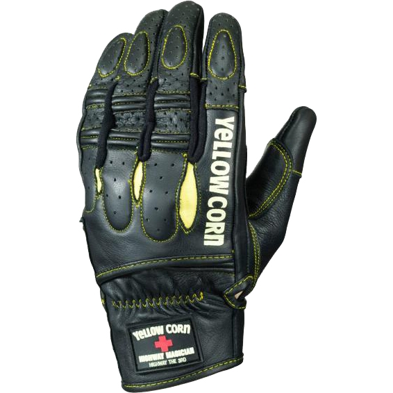 Yellow Corn YG-708 LEATHER GLOVES