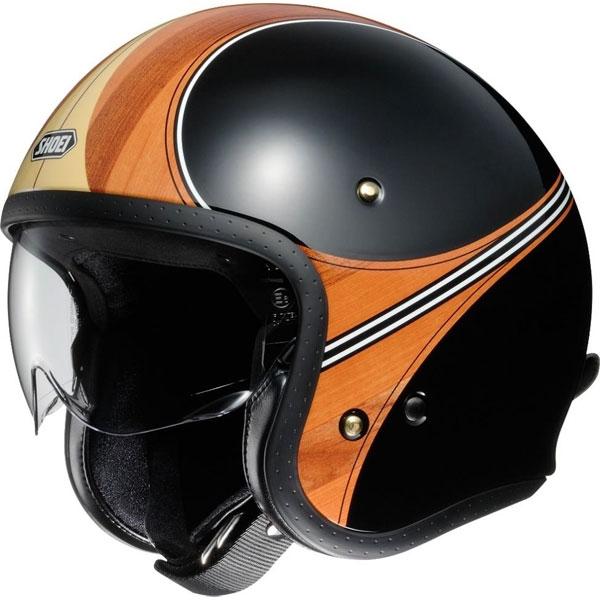 SHOEI ヘルメット 【通販限定】J・O WAIMEA【ワイメア】 ジェットヘルメット