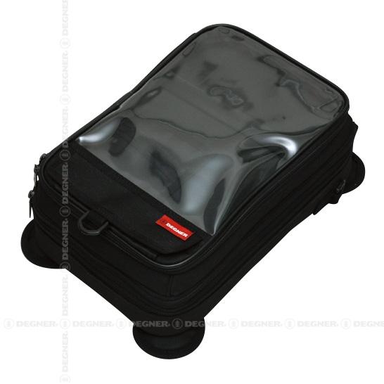 DEGNER 吸盤式タンクバッグ