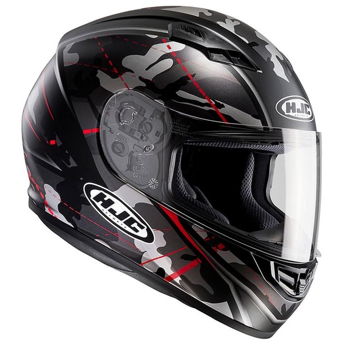 HJC HJH114 CS-15 SONGTAN [ソンタン] フルフェイスヘルメット レッド