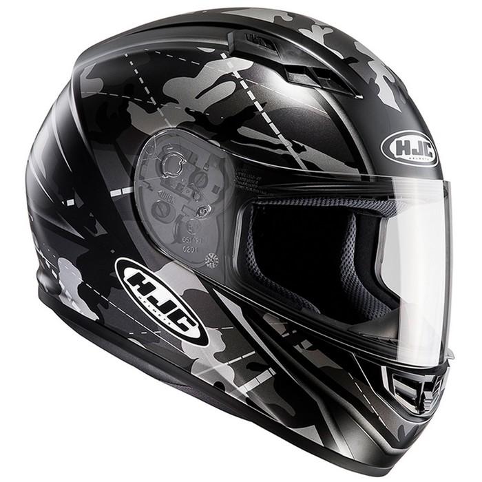 HJC HJH114 CS-15 SONGTAN [ソンタン] フルフェイスヘルメット ブラック
