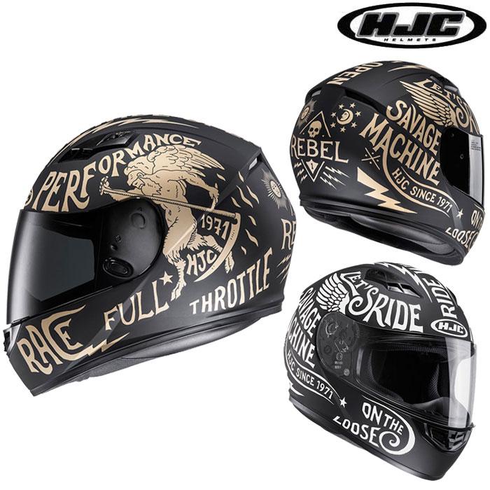 HJC 〔WEB価格〕HJH117 CS-15 REBEL【レブル】 フルフェイスヘルメット