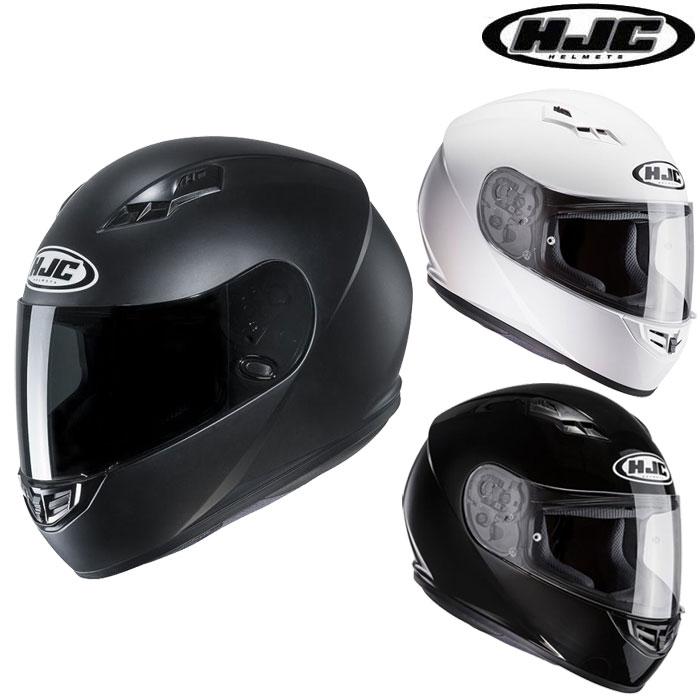 HJC 〔WEB価格〕HJH113 CS-15 SOLID 【ソリッド】 フルフェイスヘルメット