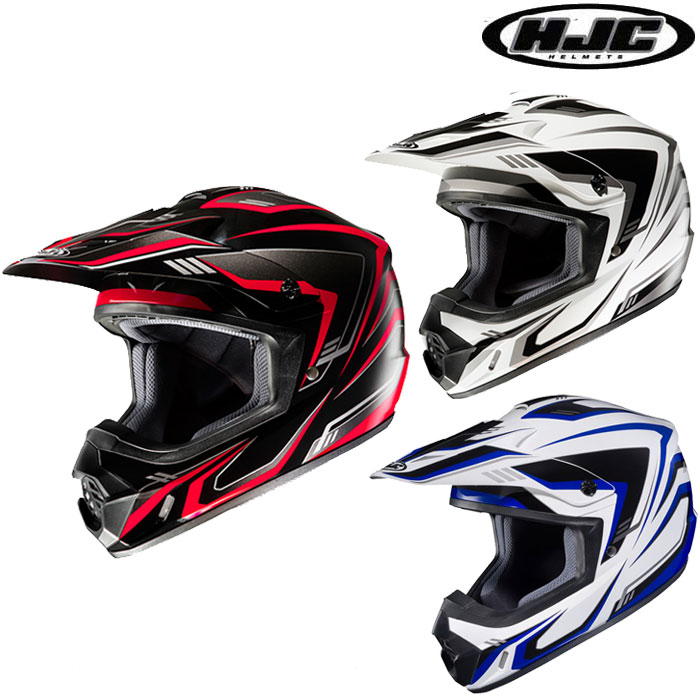 HJC 〔WEB価格〕HJH123 CS-MXII EDGE 【エッジ】 オフロードヘルメット