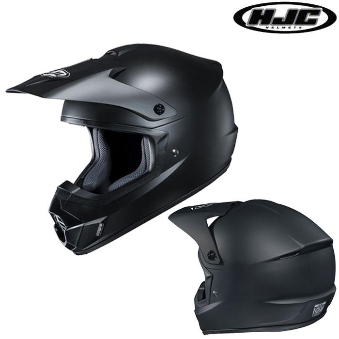 HJC HJH102 CS-MXII SOLID 【ソリッド】 オフロードヘルメット