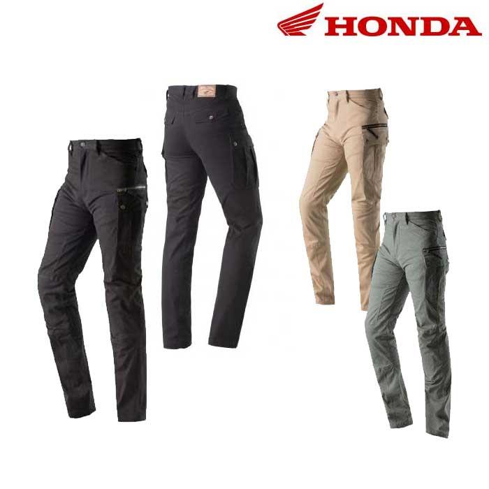 HONDA 0SYEX-X22 コットンカーゴパンツ