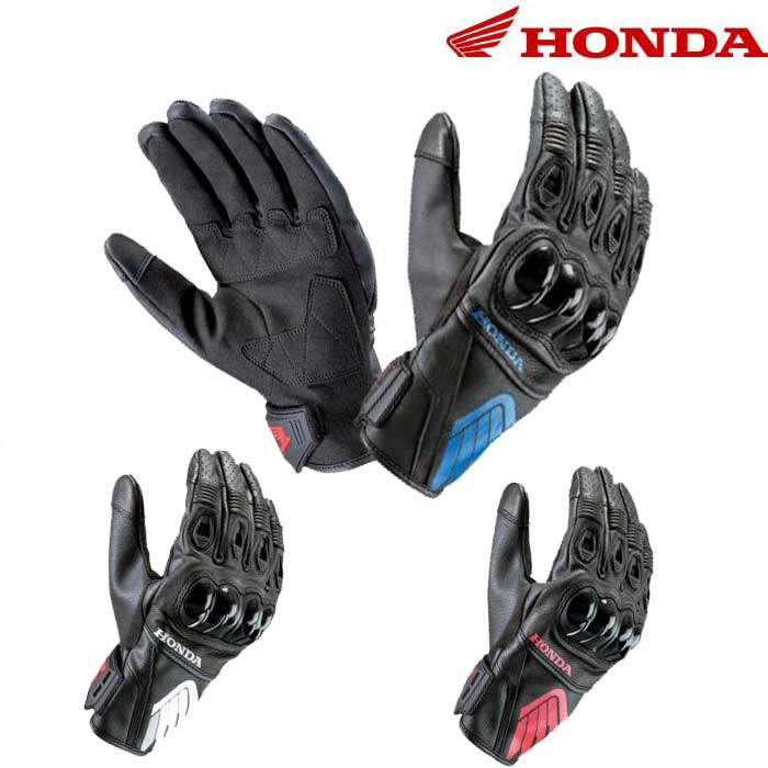 HONDA 0SYTG-X6 ショートレーシンググローブ