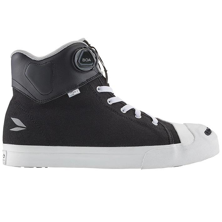 〔WEB価格〕【在庫限り】RSS009 OutDry BOA ライディングシューズ スニーカー 靴 バイク用 ブラック ◆全6色◆