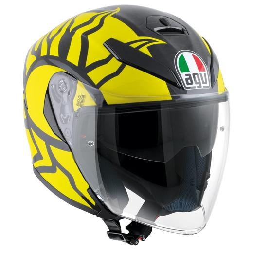 AGV 〔WEB価格〕K-5 JET WINTER TEST 2011【ウインター テスト】 ジェットヘルメット