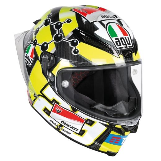 AGV PISTA GP R   IANNONE 2016【ピスタGP R イアンノーネ】 フルフェイス ヘルメット