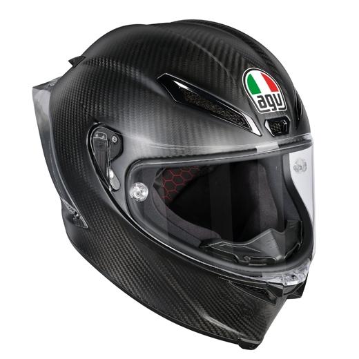 AGV 〔WEB価格〕PISTA GP R   MATT CARBON【ピスタGP R マットカーボン】 フルフェイス ヘルメット