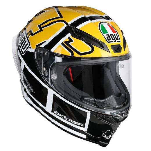 AGV CORSA R   ROSSI GOODWOOD【ロッシ グッドウッド】 フルフェイス ヘルメット