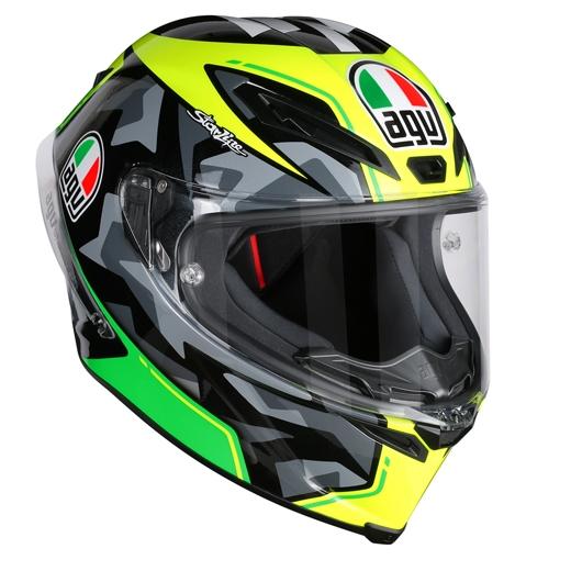AGV CORSA R   ESPARGARO 2016【コルサR  エスパルガロ】 フルフェイス ヘルメット