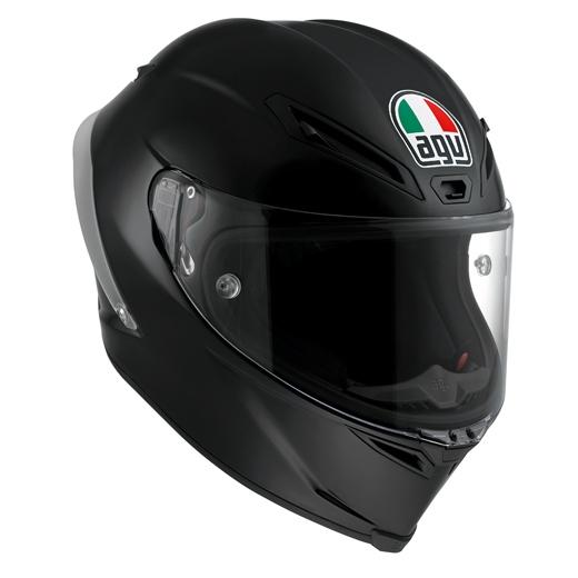 AGV 〔WEB価格〕CORSA R   MATT BLACK【コルサR  マットブラック】 フルフェイス ヘルメット