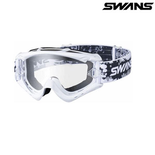 SWANS MX-RUSH-PET ホワイト(クリア)