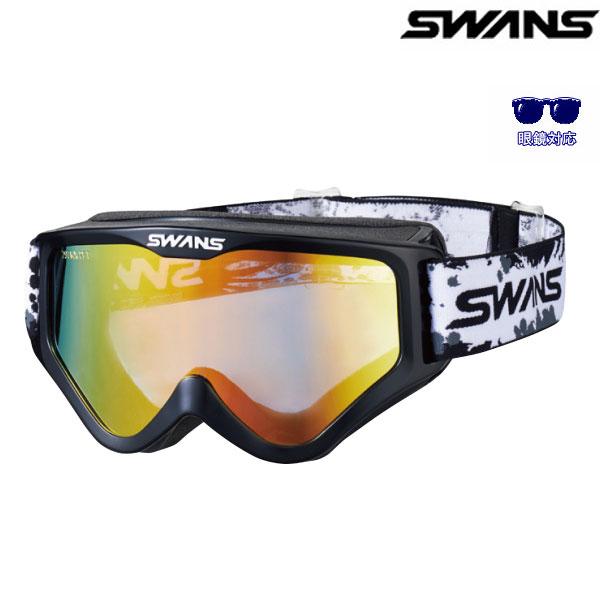 SWANS 〔WEB価格〕MX-797-PET 眼鏡対応モデル ブラック(ミラー仕様)