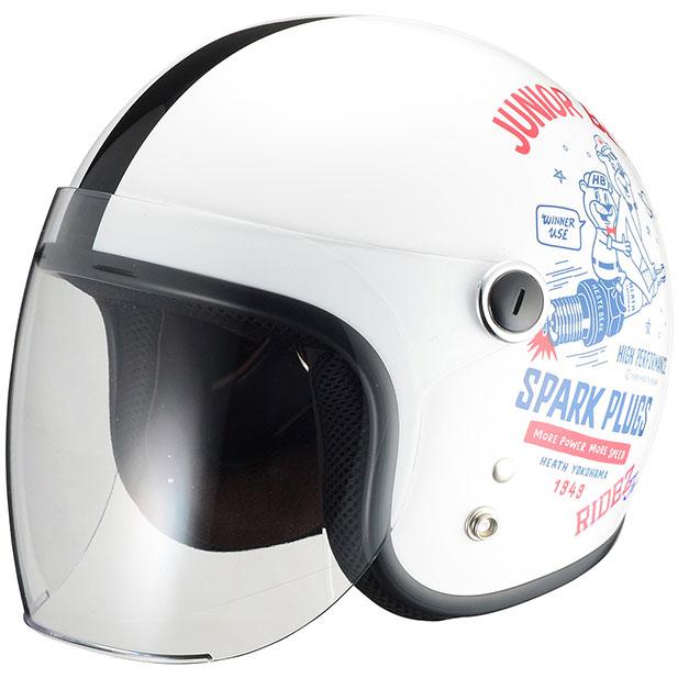 RIDEZ 〔WEB価格〕Jr SPARK PLUGS【ジュニア スパーク プラグス】02K-995