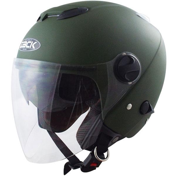 TNK工業 〔WEB価格〕ZJ-3 ダブルシールド ジェットヘルメット